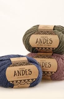 DROPS Andes 3