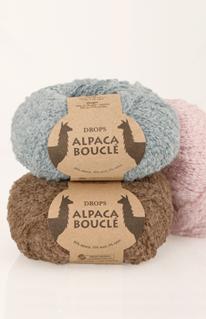 DROPS Alpaca Bouclé 1