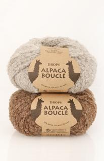 DROPS Alpaca Bouclé 2