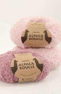 DROPS Alpaca Bouclé 4