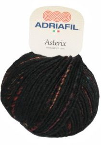 Adriafil Asterix Black