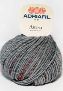 Adriafil Asterix Grey