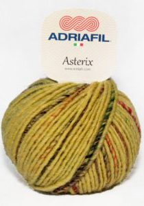 Adriafil Asterix Mustard Yellow