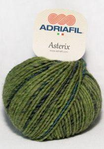 Adriafil Asterix Olive Green