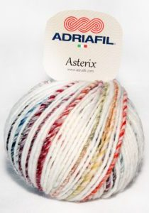 Adriafil Asterix White