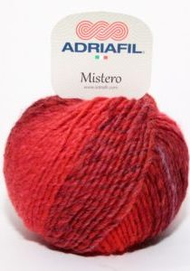 Adriafil Mistero Burnt Red Mélange