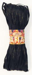 Adriafil Rafia Black