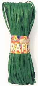 Adriafil Rafia Bottle Green