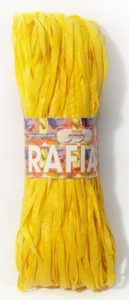 Adriafil Rafia Yellow